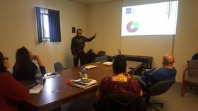 Native Public Media Provides Training for KOYA Radio Staff