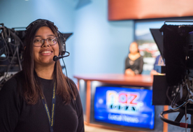 """8th Annual Andy Harvey Broadcast Journalism Workshop: """"Tell Your Story"""""""