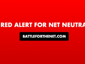 Native Public Media Will Go Red For Net Neutrality