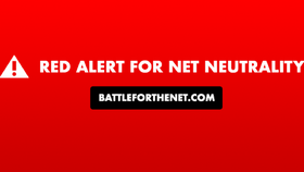 Native Public Media Will Go Red For Net Neutrality