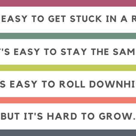 3 Ways to Challenge Yourself