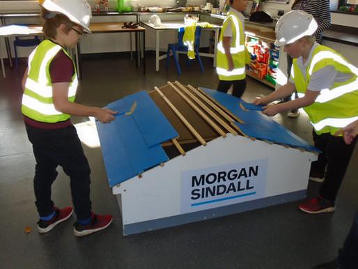 Morgan Sindall Visits Gretton