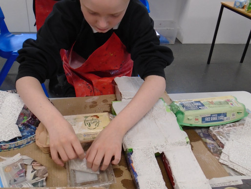 Wiltshire Class Enjoy Therapeutic Art Session