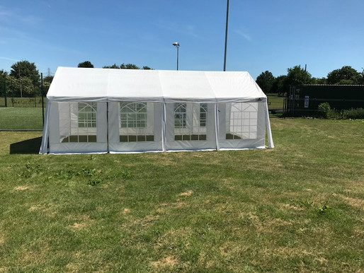 UK Scouting Tent Donation