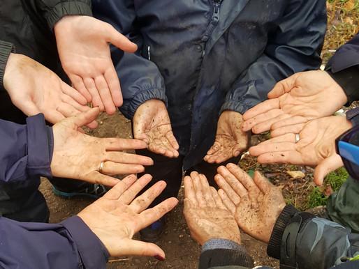 Celebrating International Mud Day