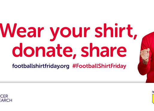 Football Shirt Friday