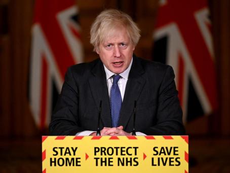 Boris Johnson e COVID-19: Tra follia e incoscienza