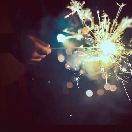 Een gelukkig nieuw jaar !! ...maar het mag soms ook wat minder zijn...(?!)