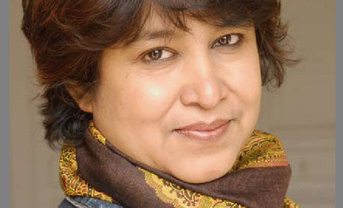 Taslima Nasreen flees India to US after death threats