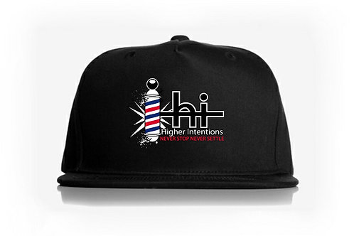 Higher Intentions Barbering SnapBack