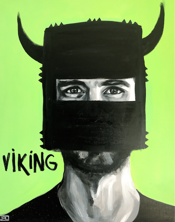 VIKING. BUT NOT