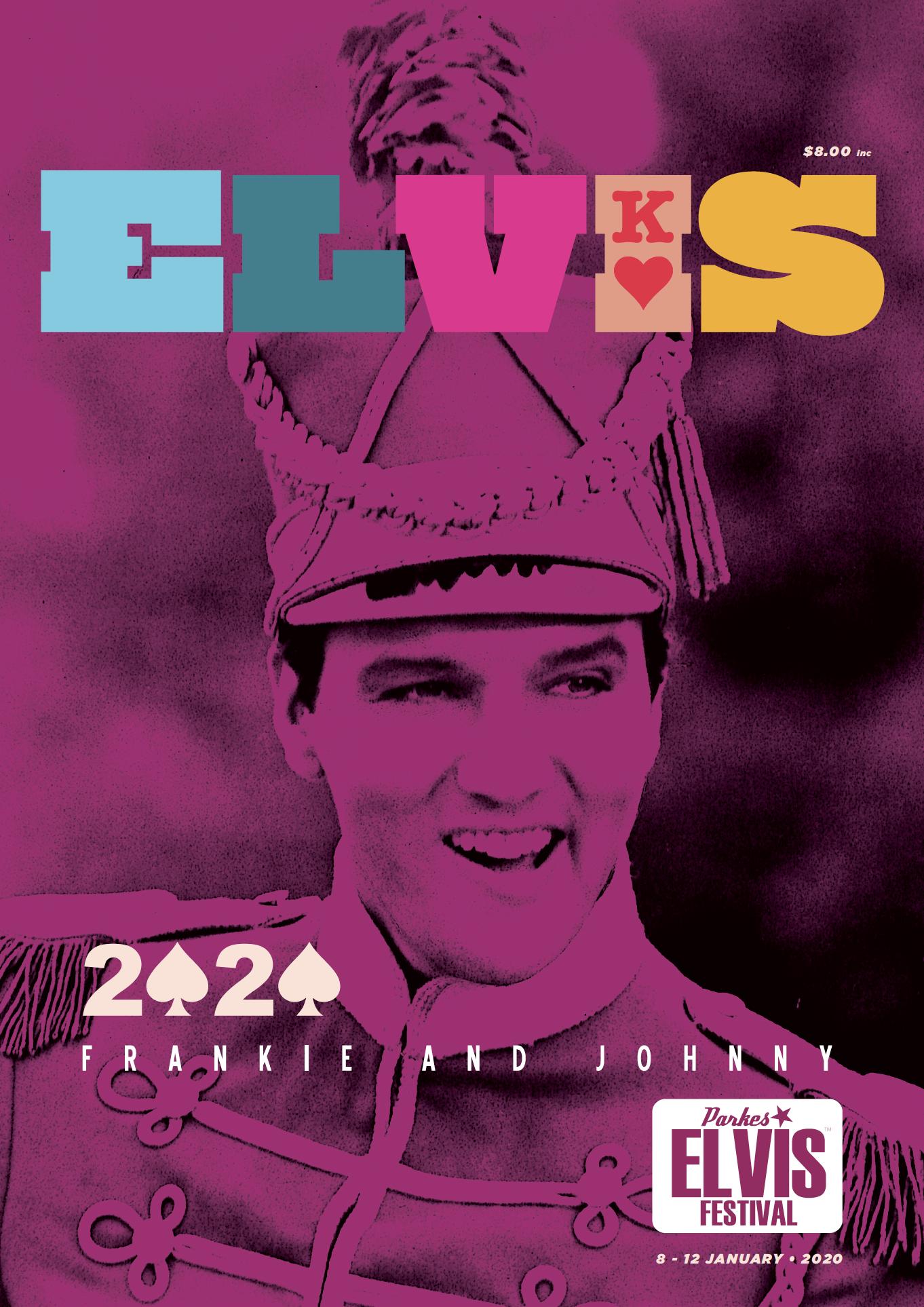 Elvis Branding 2020