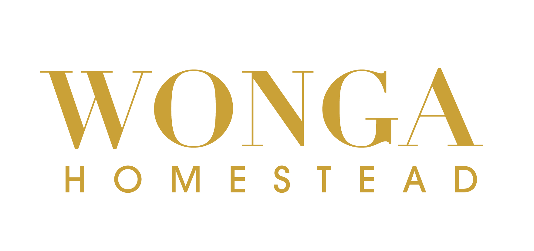 Wonga Homestead Logo