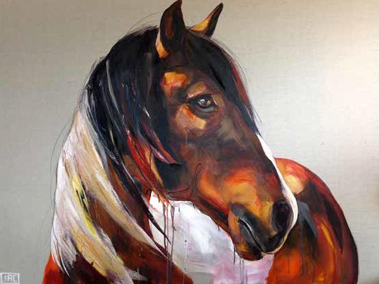 Ed the Horse