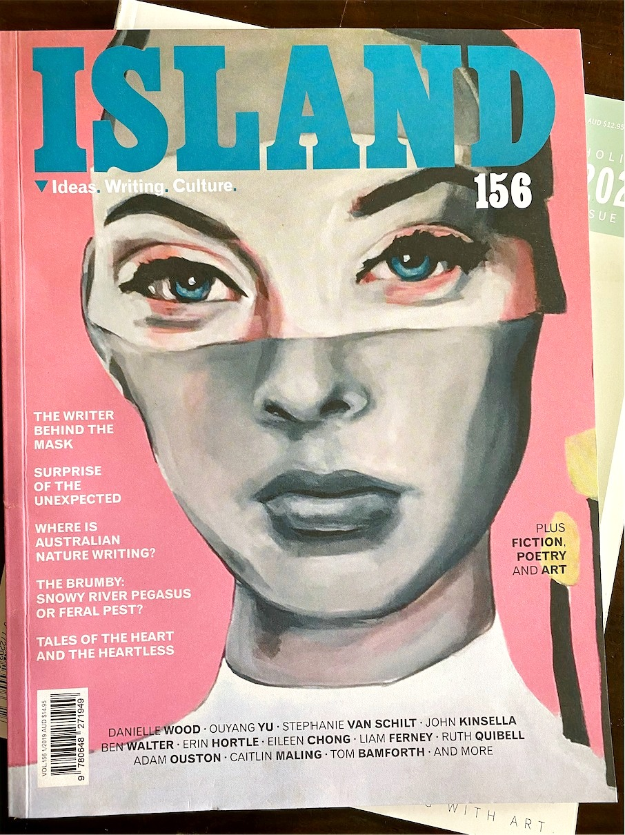 Featured On Island Magazine