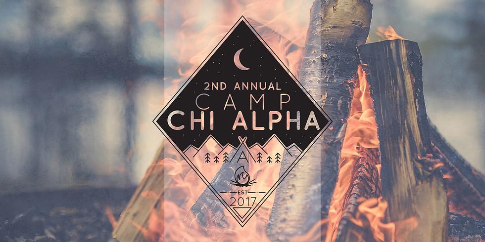 Camp Chi Alpha '18