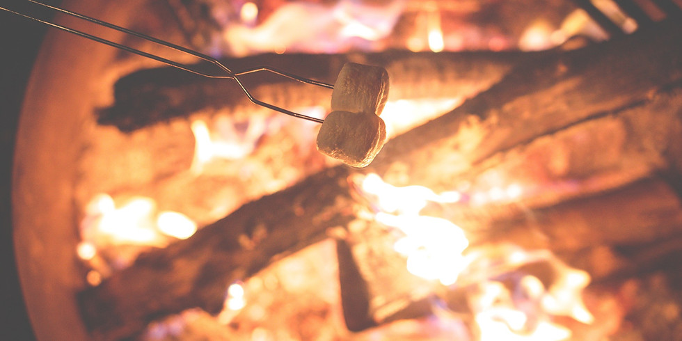 ISP Bonfire and S'mores