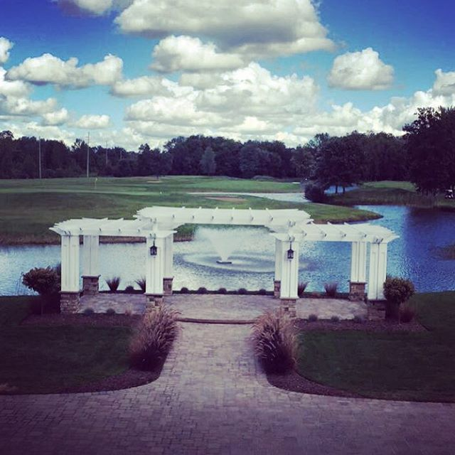 What a beautiful day for a golf tournament!  #traditionsatthelinks