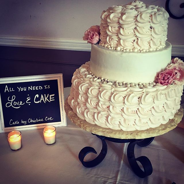 All you need is love and cake....