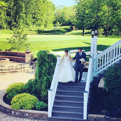 What a perfect day to kick off wedding season! #traditionsatthelinks