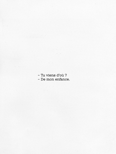 { ORIGINES. }