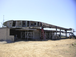 Wing House Construction
