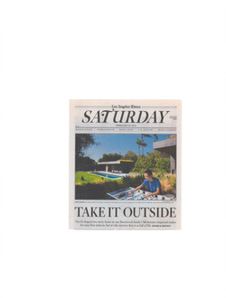 L. A. TIMES - HIRSCH COMPOUND