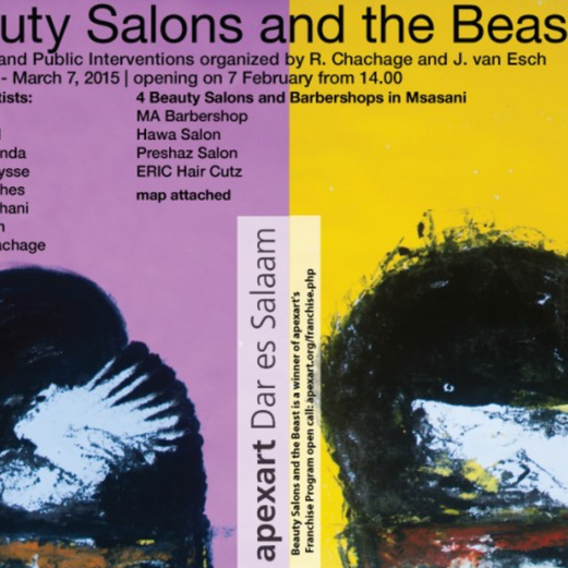 CONSULTANCY - EXHIBITION - Beauty salons and the Beast - Dar es Salaam