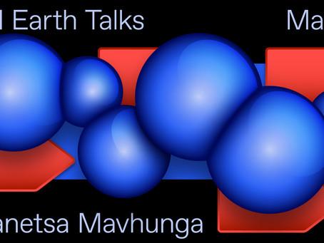 TALKS:  DIGITAL EARTH - La connaissance au service DE la résolution des problèmes