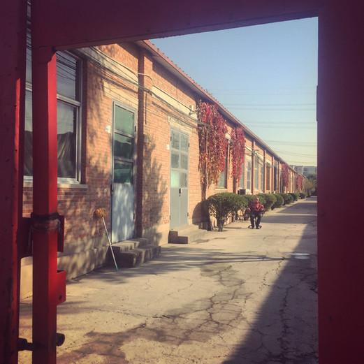 RESIDENCY - Red Gate Gallery - Beijing