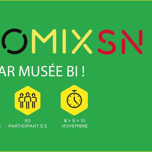 MEDIATION - Muséomix 2018