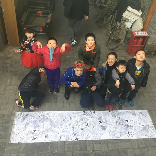 WORKSHOP - KIDS - Micro Yuan'er - Beijing