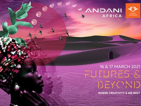 FORUM: FUTURE AND BEYOND - Andani Africa, Johannesburg