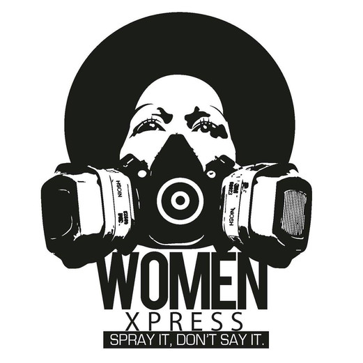 TRAININGS - WOMEN - Graffiti - Women Xpress @Nafasi Art Space - Dar es Salaam