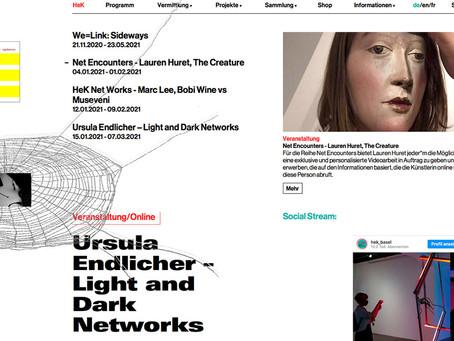 INTERVENTION DIGITALE HEK - BASEL - Ursula Endlicher
