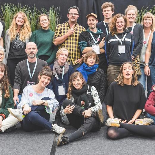 CURATING - AFRIKIKK in Kikk Festival 2019 - Belgium