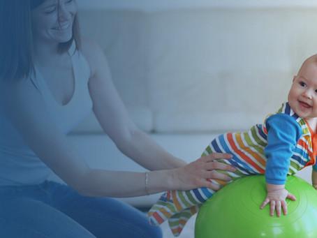 Favorecendo o desenvolvimento dos bebês em casa