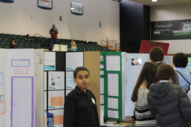 NorthWest Science Expo and Broadcom Master's