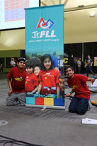 I am on FIRST JFLL Poster