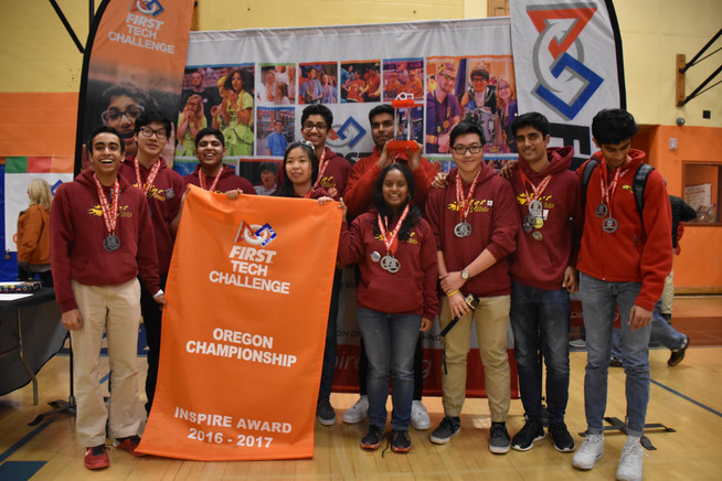 Winning the 2017 FTC State Championship