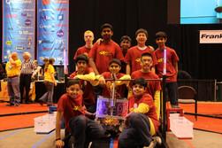 First FTC World Championship