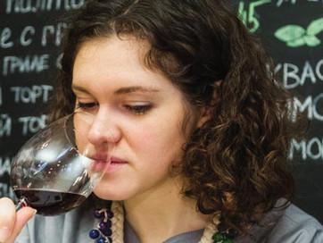Удачная пара: вино и еда