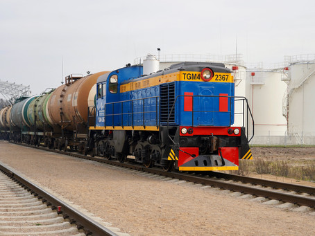 CargoRail usage story of one of Lithuania's biggest providers of shunting services