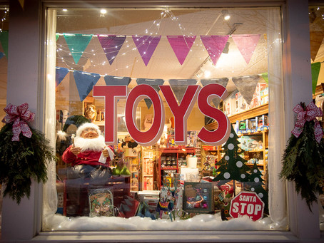 Your Source for Unique Christmas Gifts: Cardboard Castles Toy Store in Creemore, ON!