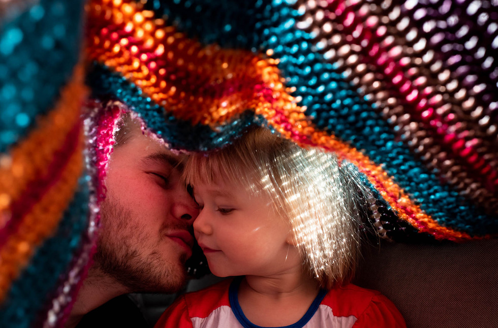 Father-Daughter-Portrait-Fathers-Day-Photo