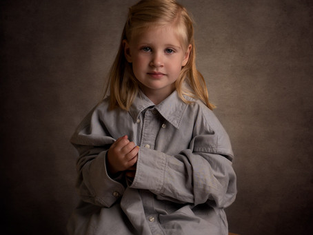 Portrait Experience: Barrie Photographer Adds Extra Layer of Sentiment for Fathers Day Portraits