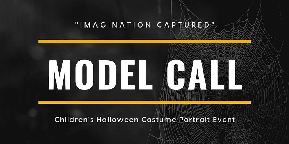 "MODEL CALL: ""Imagination Captured"""