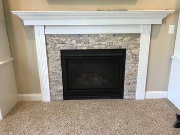 Fireplace Mantel | builtinking.com