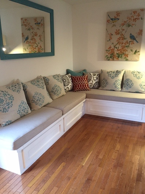 Custom Benches | builtinking.com