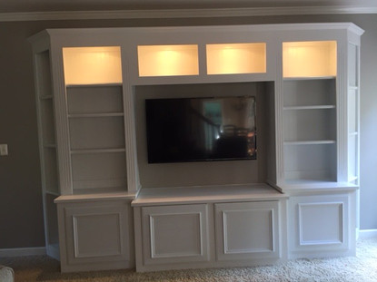 Built-in Wall Unit | builtinking.com
